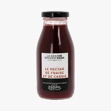 Le nectar de fraise et de cassis La Grande Épicerie de Paris