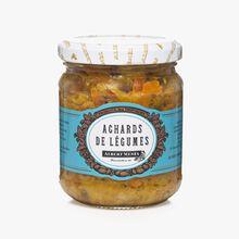 Achards de légumes Albert Ménès