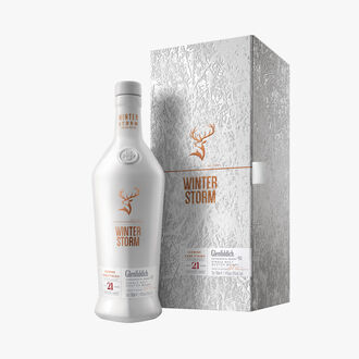 Whisky Glenfiddich 21 ans Winter Storm Glenfiddich