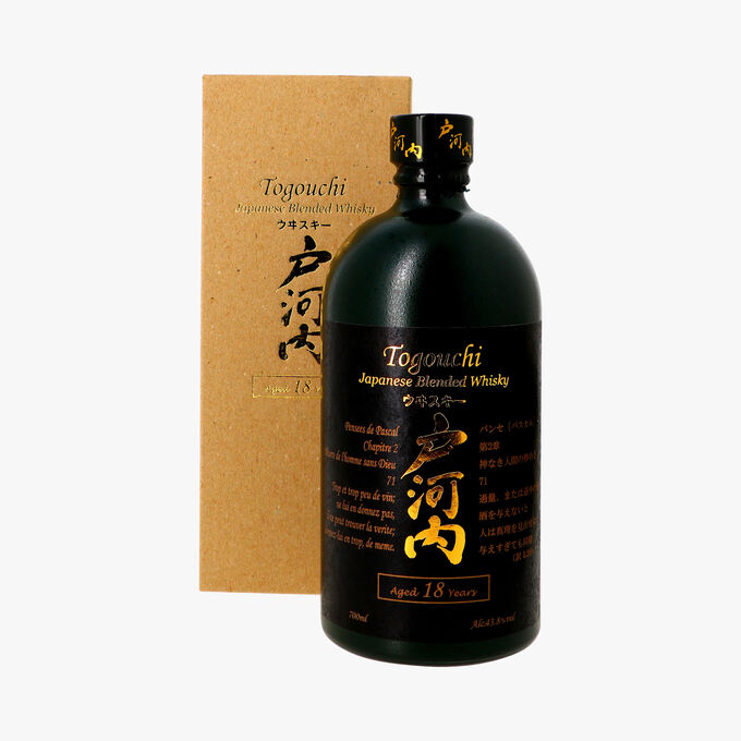 Whisky Togouchi 18 Ans Togouchi