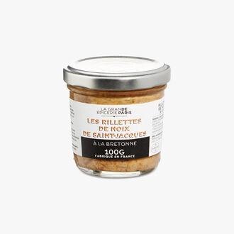Breton-style scallop rillettes La Grande Épicerie de Paris