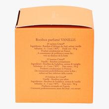 Vanilla Rooibos - Box of 25 teabags Dammann Frères