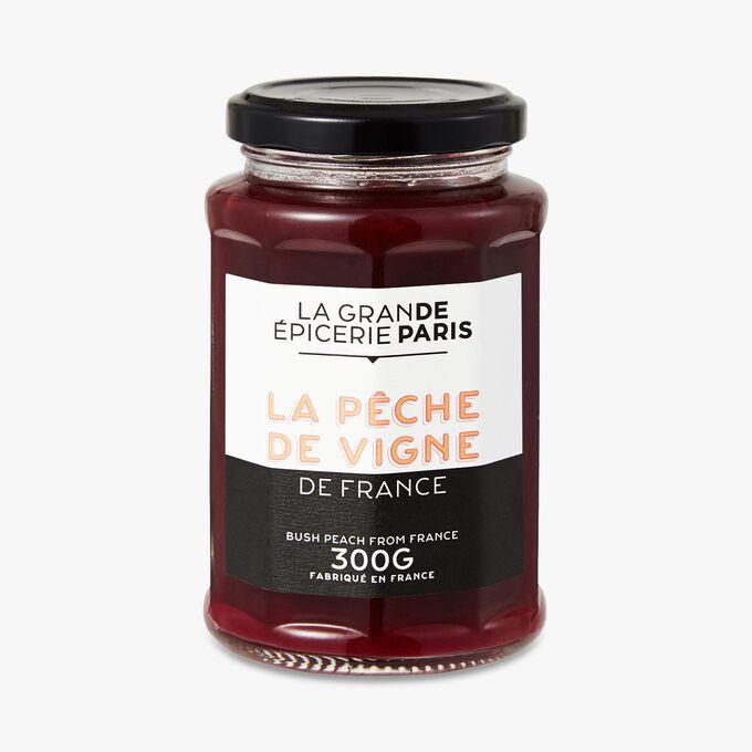 Préparation de fruits Pêche de Vigne de France La Grande Épicerie de Paris