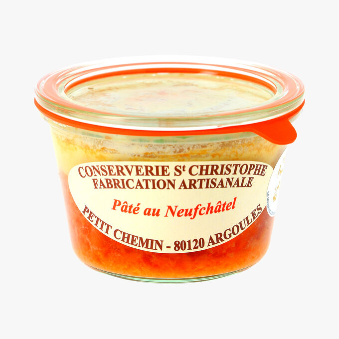 Pâté de Neufchâtel Conserverie Saint Christophe