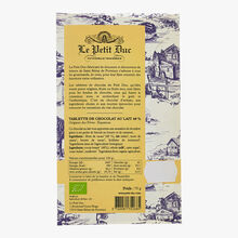 Milk chocolate 48% Ecuador Le Petit Duc