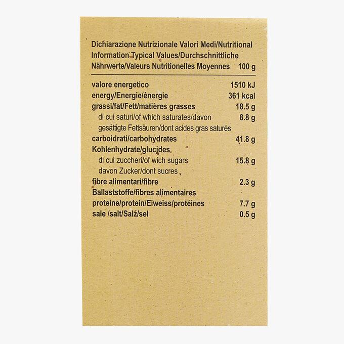 Panettone crème de noisette et chocolat Evvivo