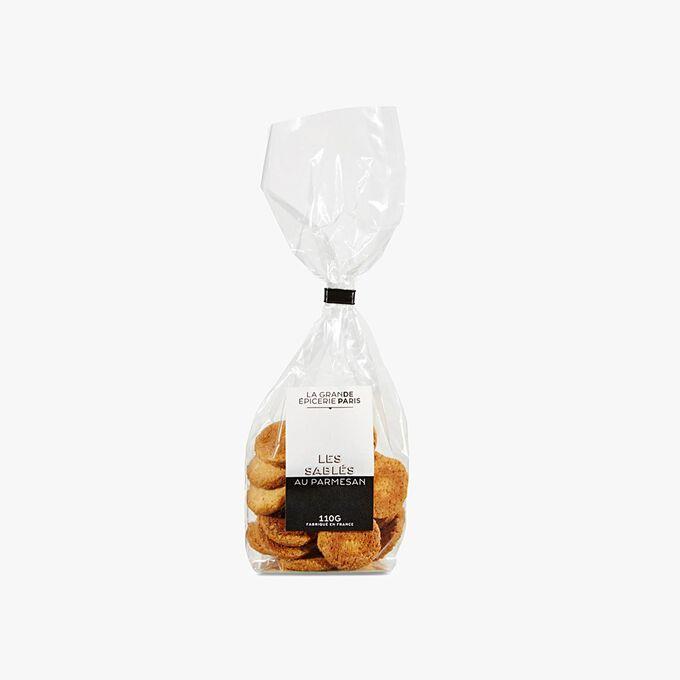 Parmesan shortbread biscuits La Grande Épicerie de Paris