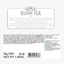 Tropical white - 20 muslin sachets of mango and passion fruit flavoured white tea Kusmi Tea