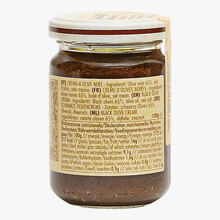 Black olive cream sauce La Favorita