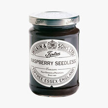 Seedless raspberry extra jam Wilkin & Sons