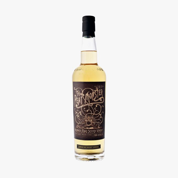 Whisky The Peat Monster Compass Box