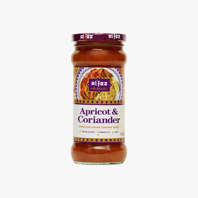 Apricot and coriander tagine sauce Al'fez