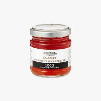 Espelette chili jelly La Grande Épicerie de Paris
