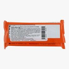 Barre croustillante au beurre de cacahuète et enrobage saveur chocolat Reese's