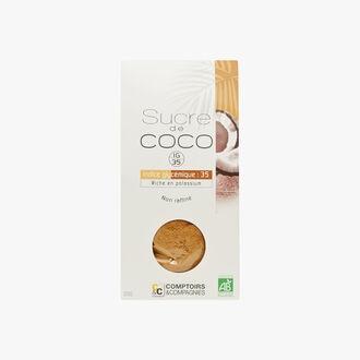 Sucre de coco Comptoirs et Compagnies