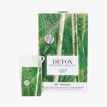 Organic Brazilian detox, box of 20 muslin teabags Palais des Thés