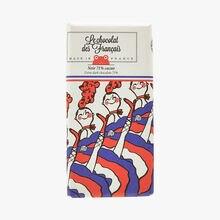 Noir 71 % cacao - Illustration Hubert Poirot-Bourdain Le Chocolat des Français