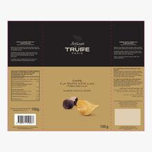 Summer truffle crisps 0.45% Artisan de la truffe