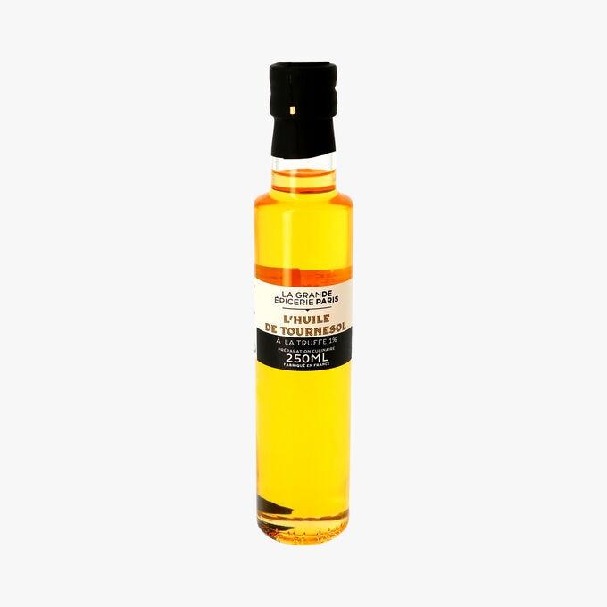 L'huile de tournesol à la truffe 1 % La Grande Épicerie de Paris