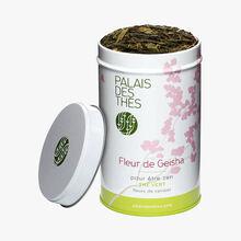Fleur de Geisha, thé vert, fleurs de cerisier Palais des Thés