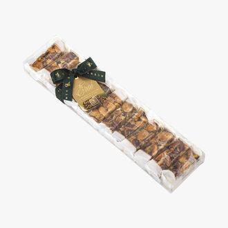 Réglette de bouchées croquantes à la pistache de Sicile Vincente
