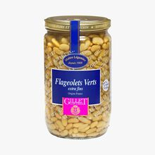 Extra-fine green flageolet beans Gillet Contres