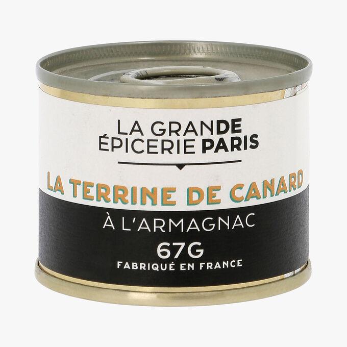 Duck terrine with Armagnac La Grande Épicerie de Paris