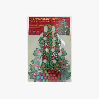 Christmas Tree Advent Calendar Windel