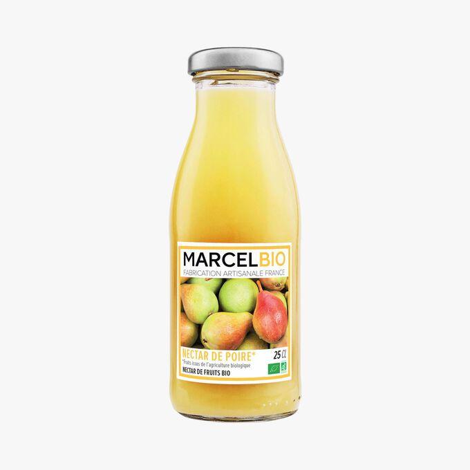 Nectar de poire bio Marcel Bio