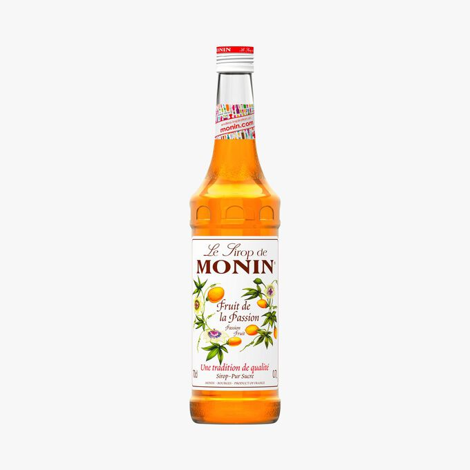 Sirop de passion Monin