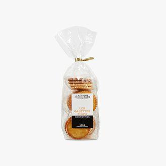 Pure butter biscuits from Brittany La Grande Épicerie de Paris