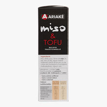 Soupe instant Miso & Tofu Ariaké