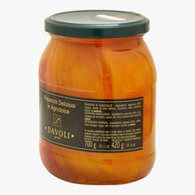 Peperoni Deliziozi in Agrodolce - Bitter-sweet peppers Davoli