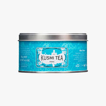 Blue Detox, metal tin Kusmi Tea