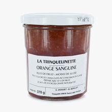 Confiture d'orange sanguine La Trinquelinette