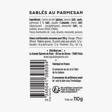 Sablés au parmesan La Grande Épicerie de Paris