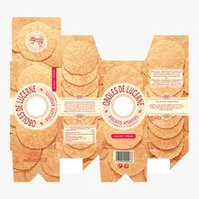 Oboles de Lucerne with emmental cheese Albert Ménès
