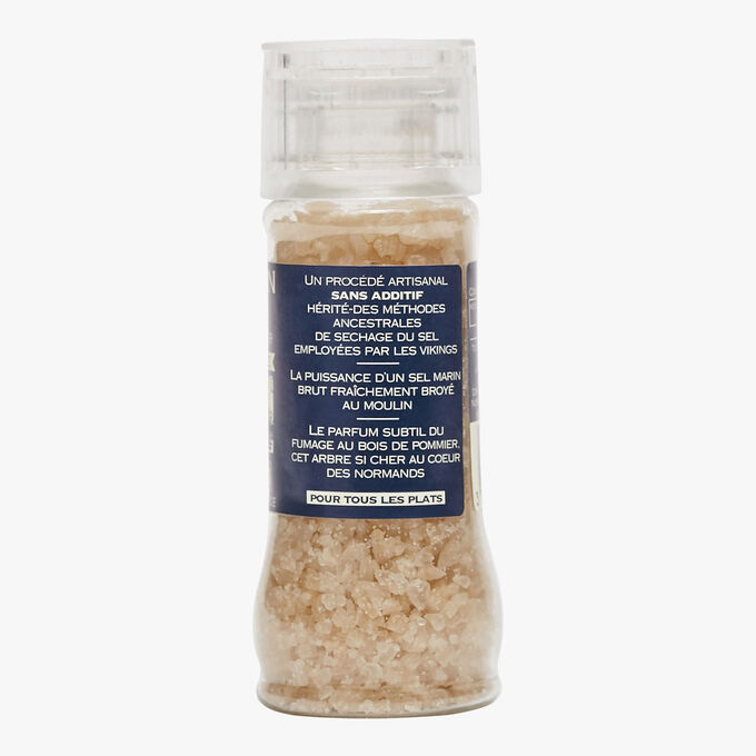 Smoked sea salt with apple wood Toustain-Barville
