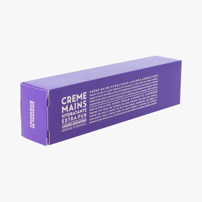 Crème mains hydratante - Lavande aromatique Compagnie de Provence