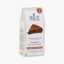 Préparation bio pour fondant au chocolat Marlette
