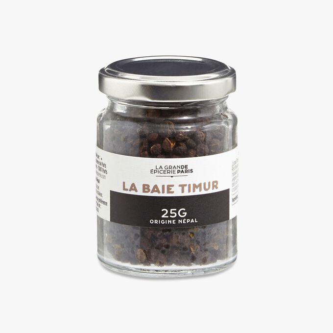 Timur berry La Grande Épicerie de Paris