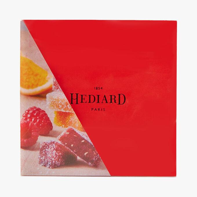 Assortment of 9 fruit jellies Hédiard