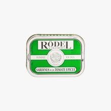 Sardines à la tomate épicée Rödel