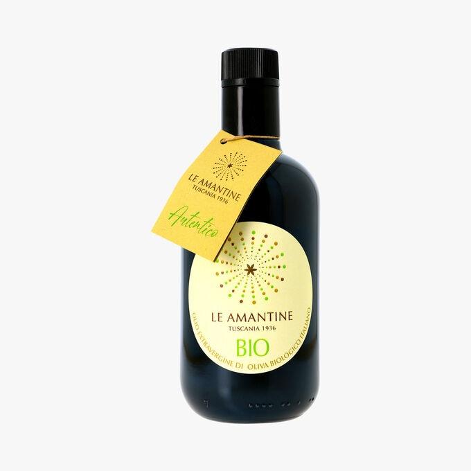 Autentico - Huile d'olive vierge extra biologique Le Amantine