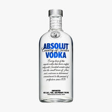 Absolut Vodka Absolut
