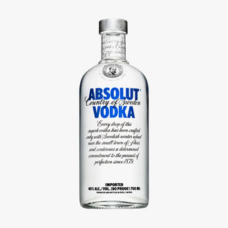 Vodka Absolut Absolut