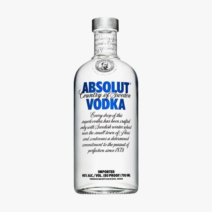 Absolut Vodka Absolut