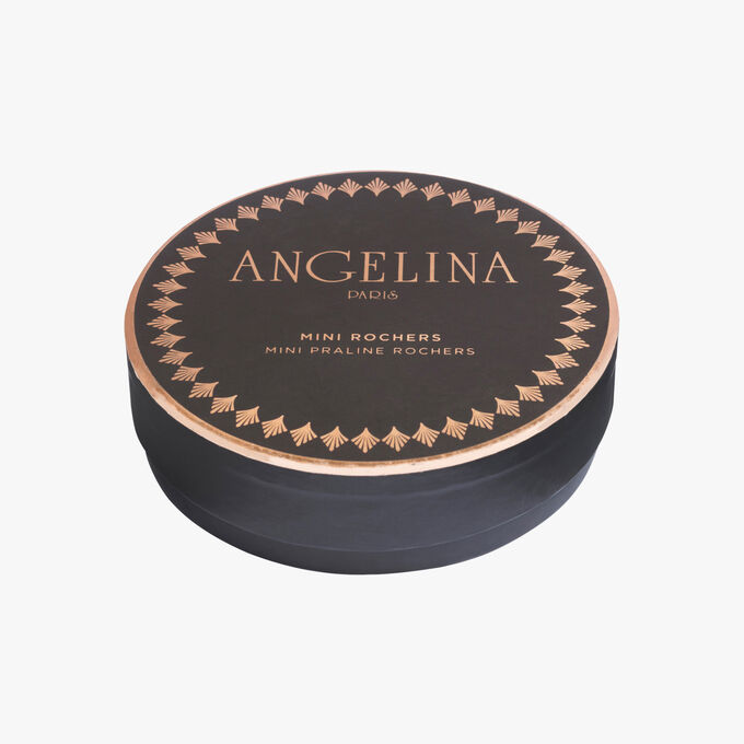 Mini praline rochers Angelina