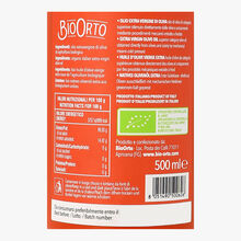 Huile d'olive extra vierge biologique Bio Orto
