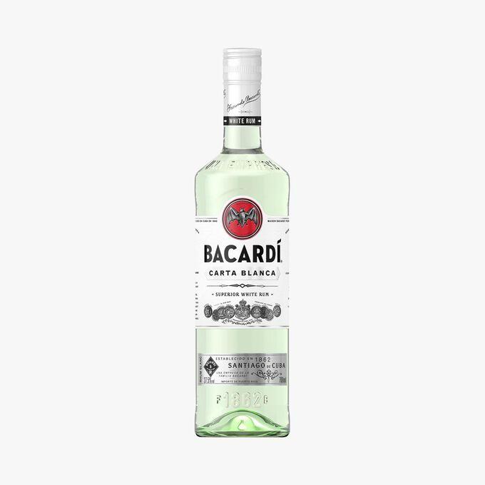 Bacardi Carta Blanca Rum Bacardi Martini